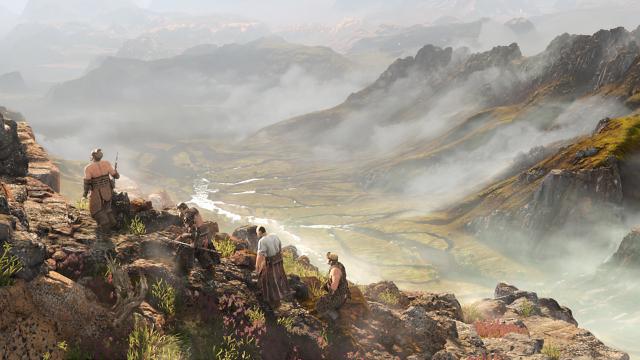 Horizon Zero Dawn 初回限定版 ゲーム画面6