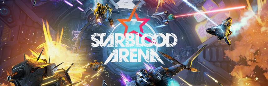 Starblood Arena バナー画像