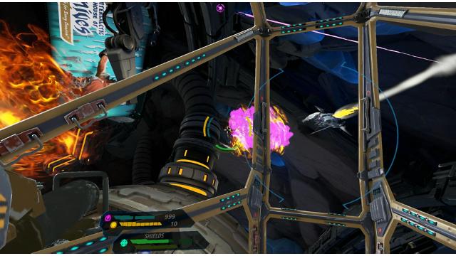 Starblood Arena ゲーム画面4