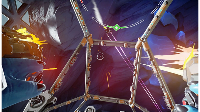 Starblood Arena ゲーム画面7