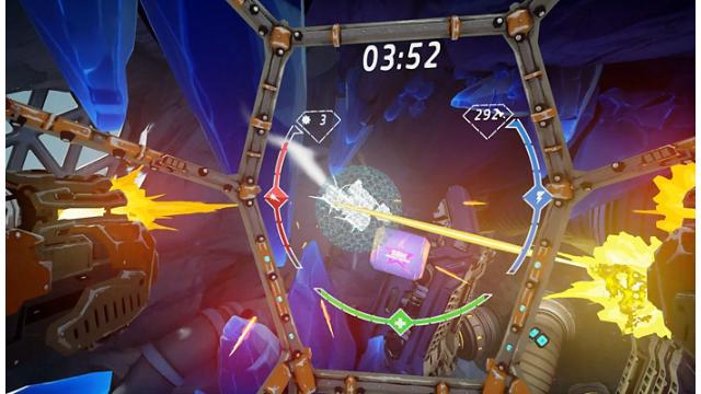 Starblood Arena ゲーム画面11