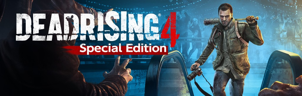 DEAD RISING 4 Special Edition