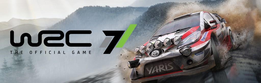WRC7 FIA ワールドラリーチャンピオンシップ