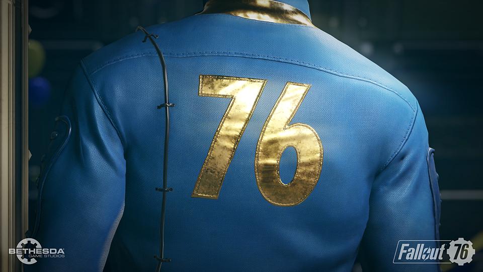 ゲームソフト fallout 76 プレイステーション