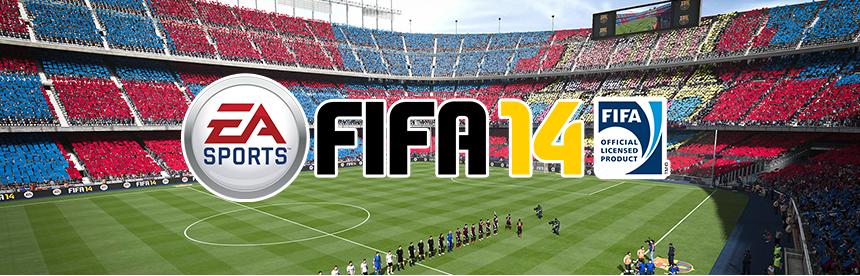 FIFA 14 バナー画像