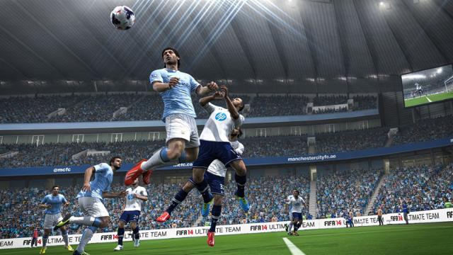 FIFA 14 ゲーム画面3