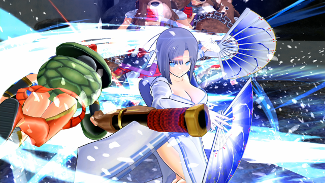 閃乱カグラ ESTIVAL VERSUS -少女達の選択- PlayStation®Vita the Best  ゲーム画面2