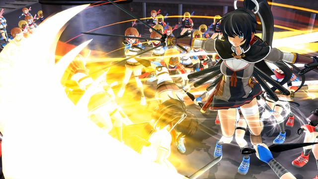 閃乱カグラ ESTIVAL VERSUS -少女達の選択- PlayStation®Vita the Best  ゲーム画面4
