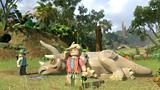 LEGO ジュラシック・ワールド ゲーム画面3