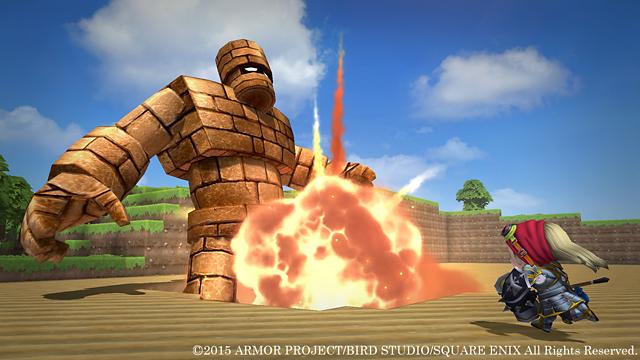 ドラゴンクエストビルダーズ アレフガルドを復活せよ アルティメット ヒッツ ゲーム画面10