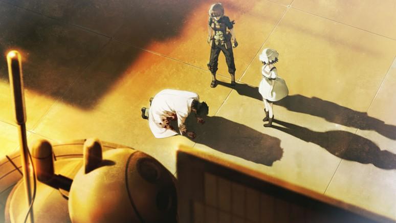 『シュタインズ・ゲート ゼロ』ゲーム画面