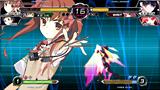 電撃文庫 FIGHTING CLIMAX IGNITION ゲーム画面1