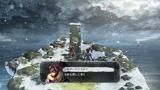いけにえと雪のセツナ ゲーム画面1