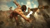 進撃の巨人 ゲーム画面2