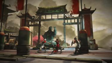 『アサシン クリード クロニクル チャイナ』ゲーム画面