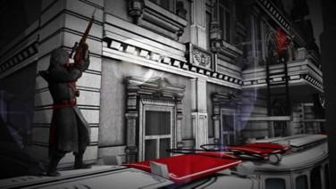 『アサシン クリード クロニクル ロシア』ゲーム画面