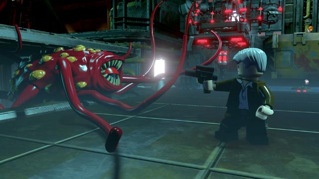 LEGO スター・ウォーズ/フォースの覚醒 ゲーム画面5