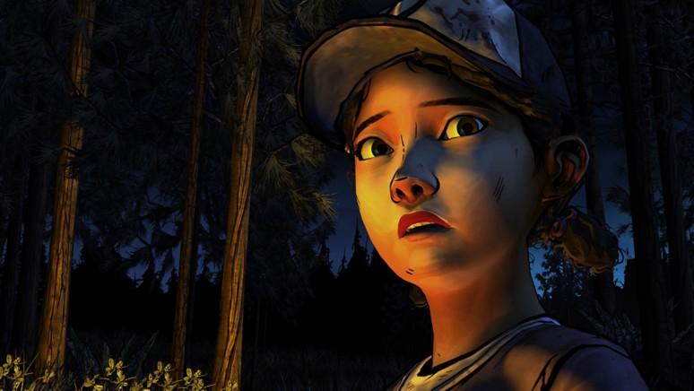 『ウォーキング・デッド シーズン2』ゲーム画面