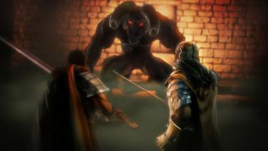 『ベルセルク無双』ゲーム画面