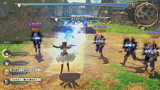 蒼き革命のヴァルキュリア ゲーム画面5