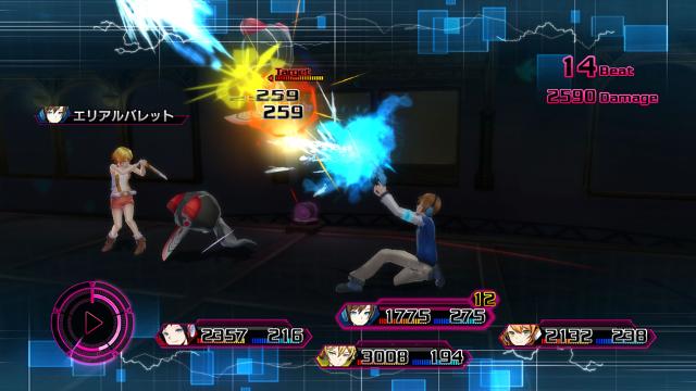 AKIBA'S BEAT ゲーム画面3