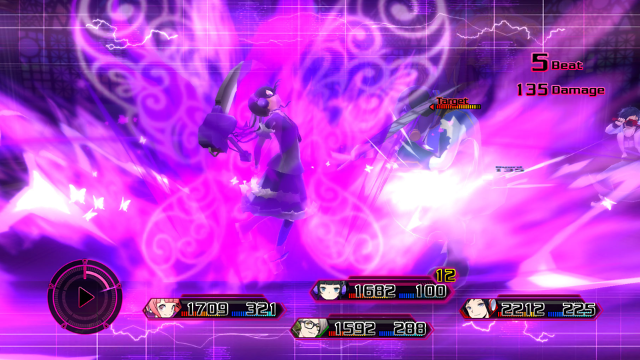 AKIBA'S BEAT ゲーム画面4