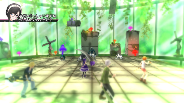 AKIBA'S BEAT ゲーム画面5