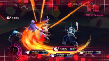 『AKIBA'S BEAT』ゲーム画面