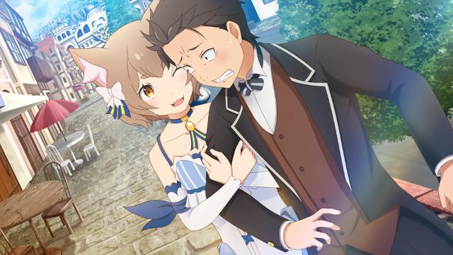 Re:ゼロから始める異世界生活 -DEATH OR KISS- ゲーム画面10