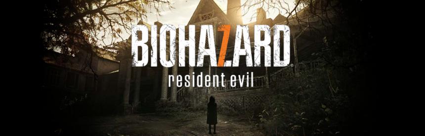 BIOHAZARD 7 resident evil バナー画像