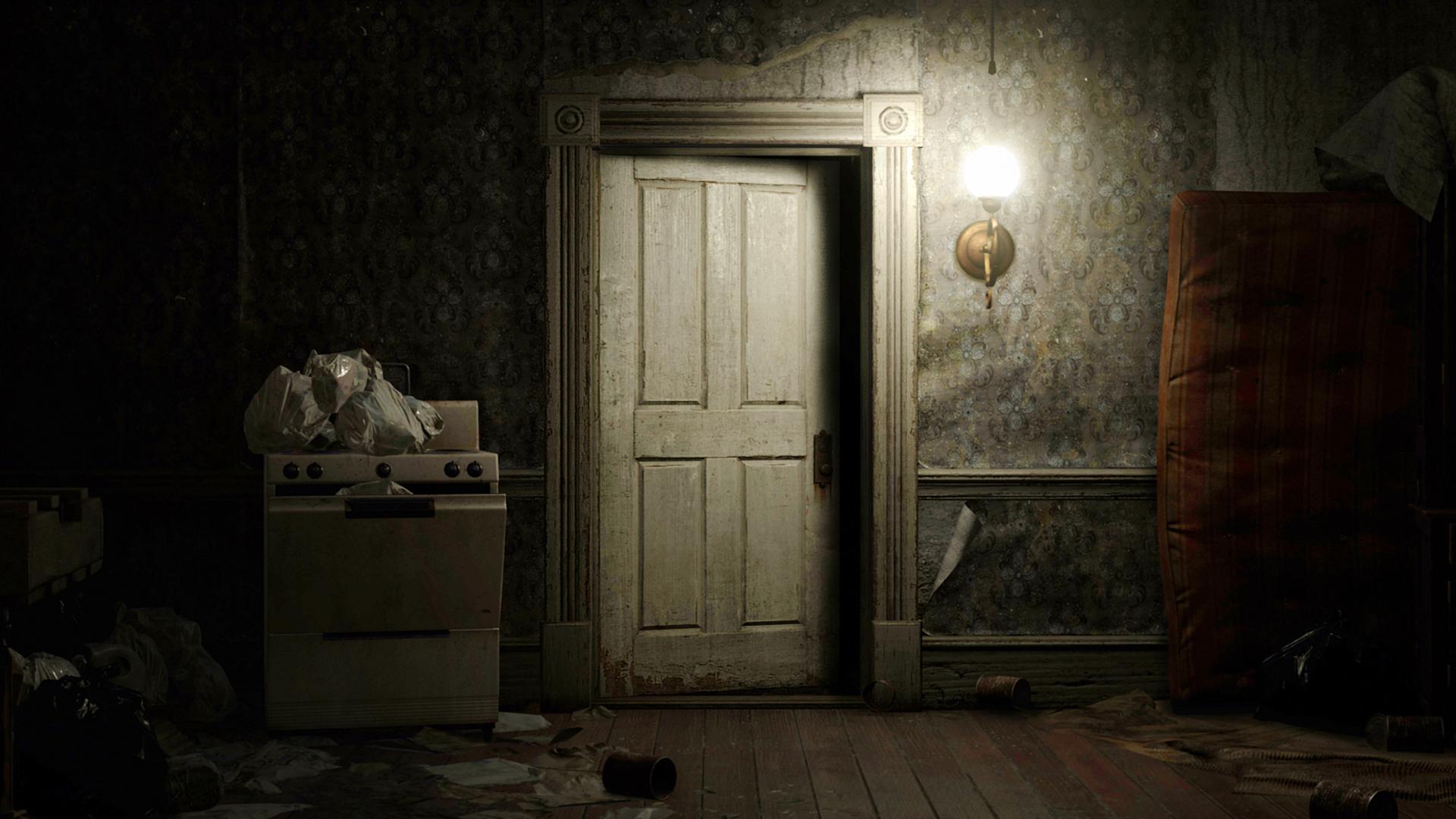 『BIOHAZARD 7 resident evi』ゲーム画面