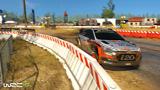 WRC 6 ゲーム画面1