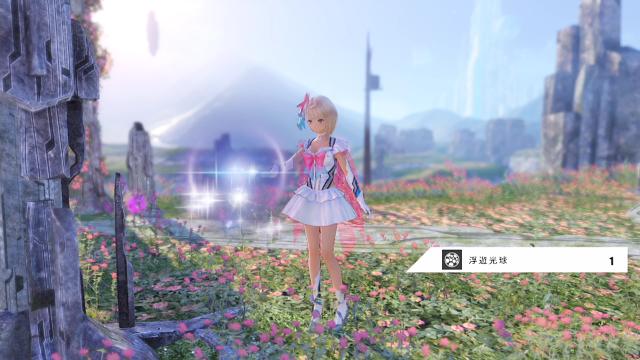 BLUE REFLECTION 幻に舞う少女の剣 ゲーム画面7