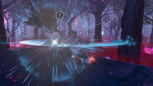 BLUE REFLECTION 幻に舞う少女の剣 ゲーム画面8