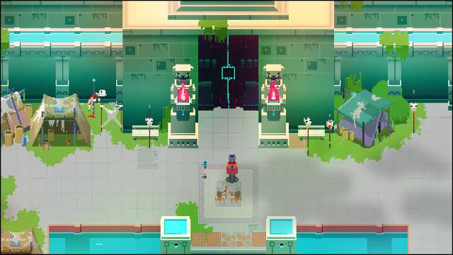 Hyper Light Drifter ゲーム画面4