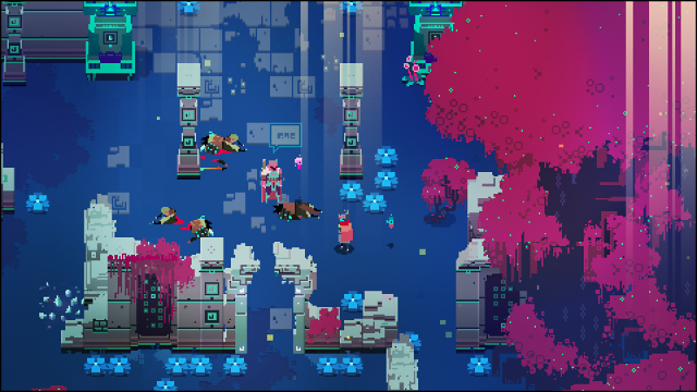 Hyper Light Drifter ゲーム画面6
