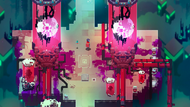 Hyper Light Drifter ゲーム画面8