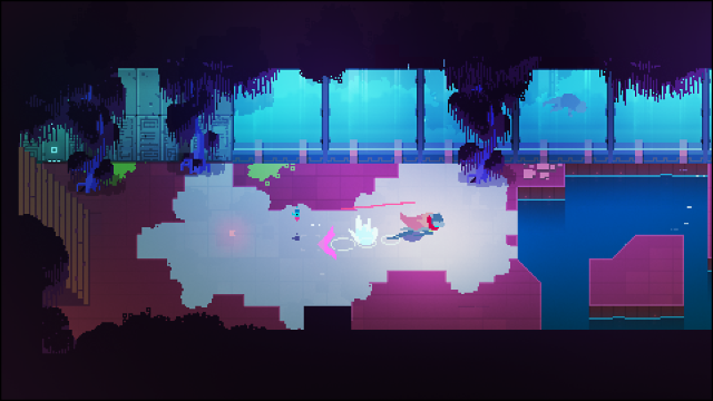 Hyper Light Drifter ゲーム画面9