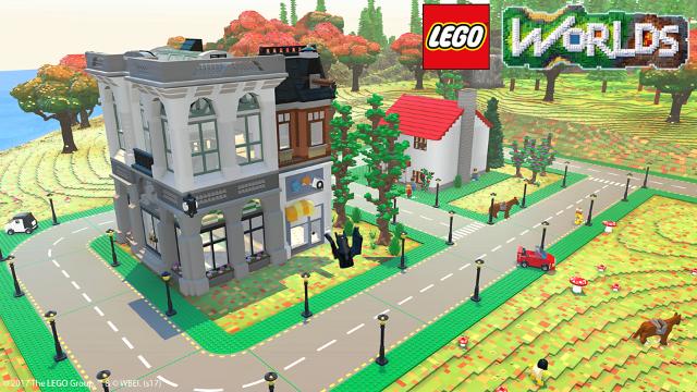 LEGO ワールド 目指せマスタービルダー ゲーム画面3