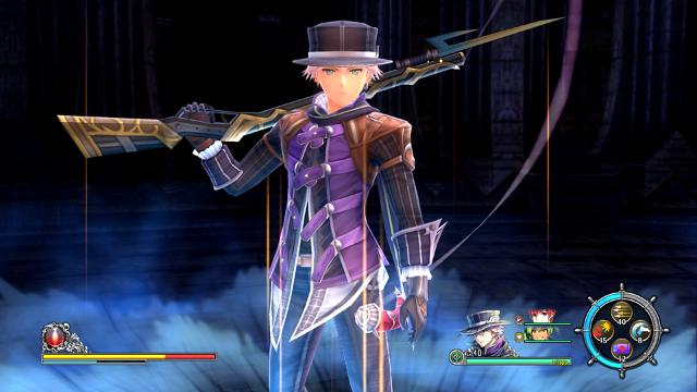 イースVIII -Lacrimosa of DANA- ゲーム画面2