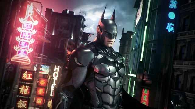 バットマン アーカム・ナイト:イメージ画像1