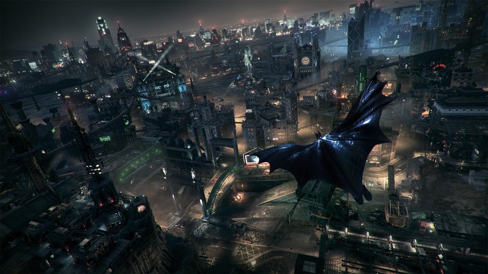 ゲームソフト バットマン アーカム ナイト プレイステーション