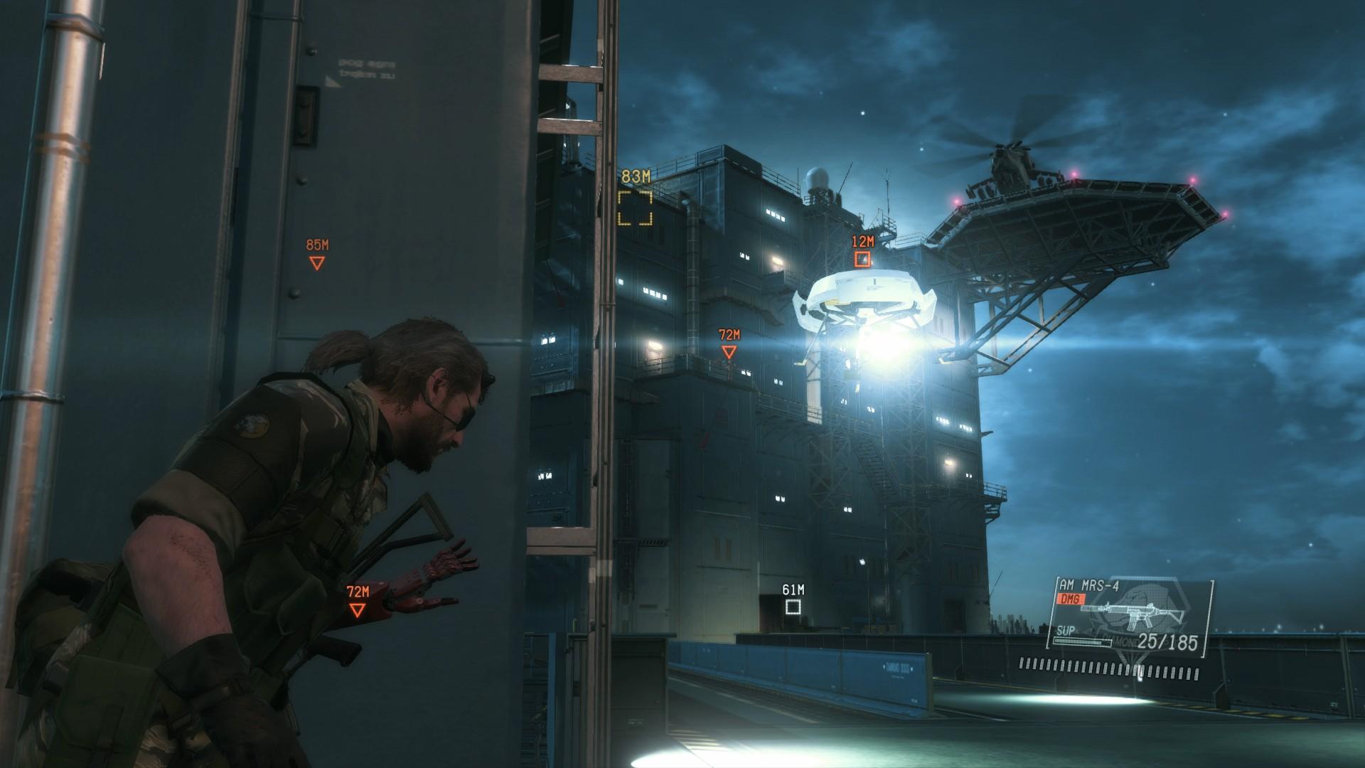 ゲームソフト Metal Gear Solid V The Phantom Pain プレイステーション