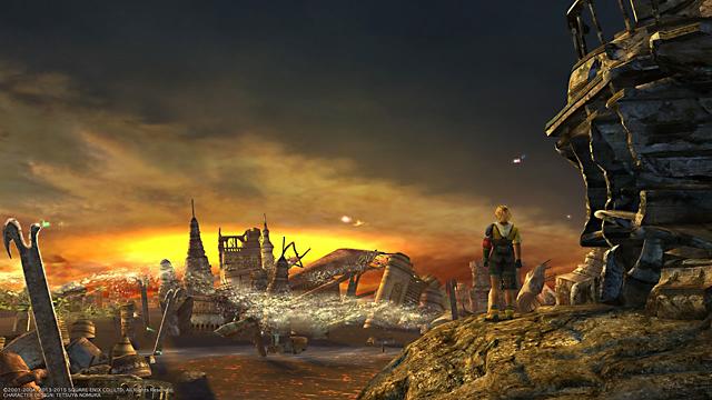 Final Fantasy X/X-2 HD Remaster:イメージ画像1