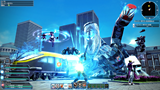 ファンタシースターオンライン2 エピソード4 デラックスパッケージ ゲーム画面1