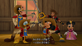 KINGDOM HEARTS HD 2.8 Final Chapter Prologue ゲーム画面4