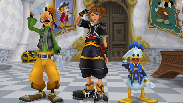 KINGDOM HEARTS -HD 1.5+2.5 ReMIX- ゲーム画面6