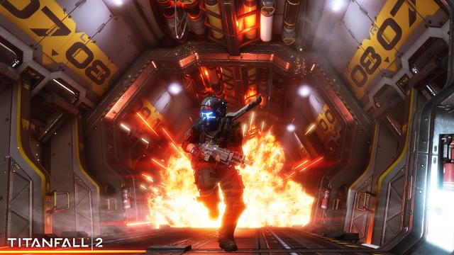 EA BEST HITS タイタンフォール 2 ゲーム画面5