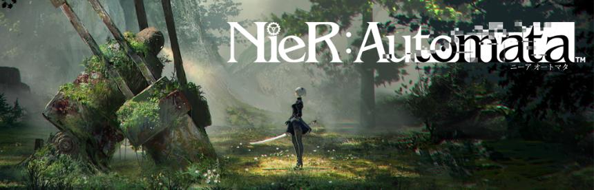 NieR:Automata バナー画像
