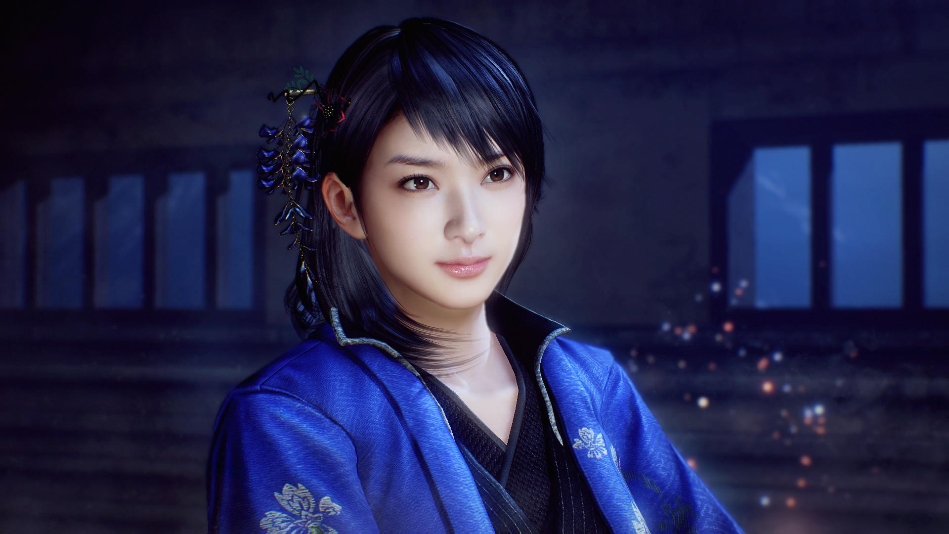 『仁王』ゲーム画面